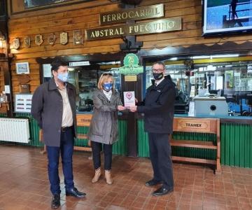 Visita Secretario Municipal de Turismo