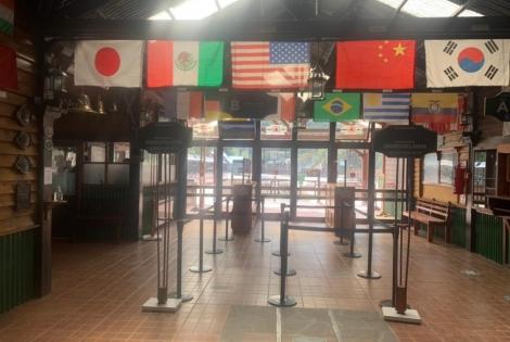 Estación Fin del Mundo