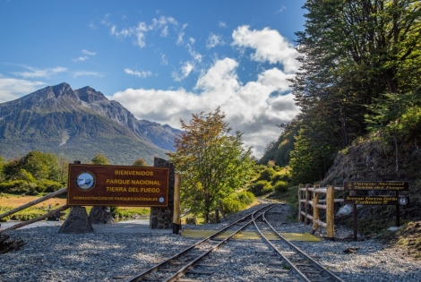 Limite Parque Nacional