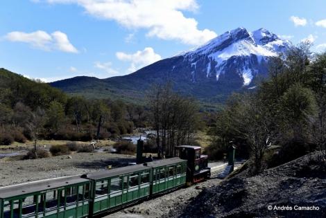 Estación Cascada La Macarena