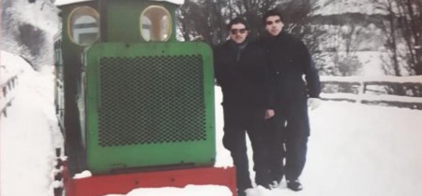 Historia do trem