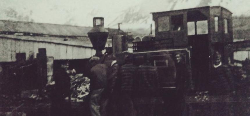 Historia del Tren