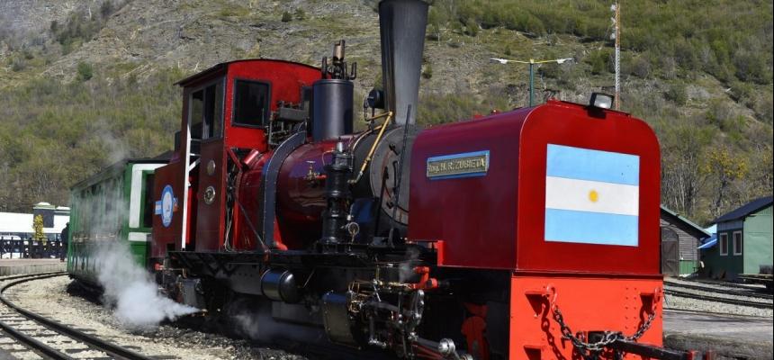 Zubieta Locomotive
